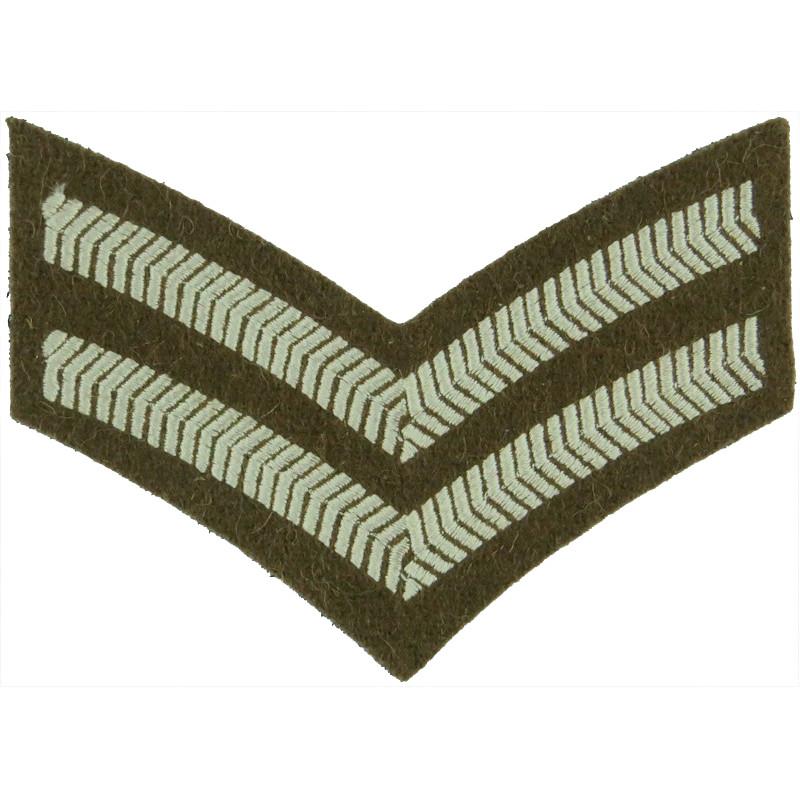 Corporal - Australian Army NCO or Officer Cadet rank badge