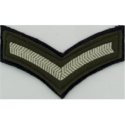 Sergeant Major Of The Army Of Vanuatu - Combat Kit South Pacific  Embroidered Warrant Officer rank badge