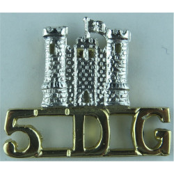 CDO (Australian Army Commando Companies)   Anodised Army Staybrite shoulder title