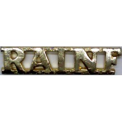 RAADC (Royal Australian Army Dental Corps) Anodised Army Staybrite shoulder title
