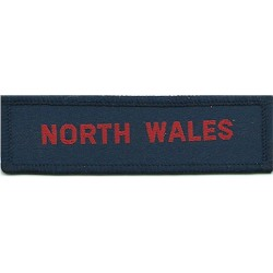 Australia - New South Wales Ambulance Arm Badge Embroidered Ambulance Insignia