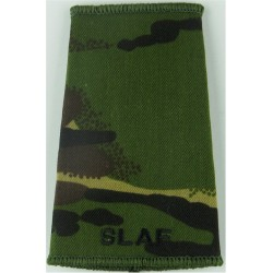 SLAF (Sri Lanka Air Force) Black On Camouflage  Embroidered Foreign Air Force insignia