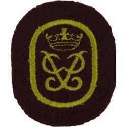 Duke Of Edinburgh's Award Badge Bronze Level  Embroidered Army cloth trade badge
