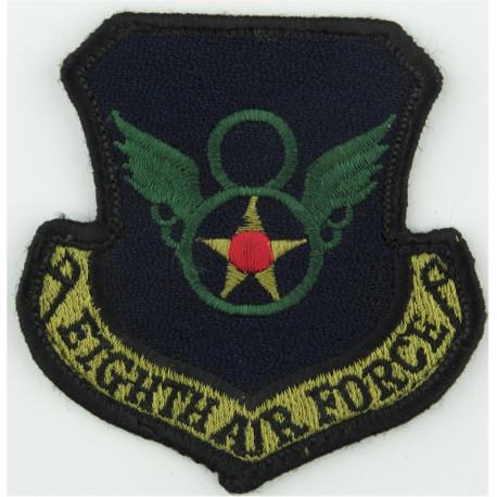 Sergeant Aircrew - Eagle FR Slip-On Rank Badge  Woven Air Force Rank Badge
