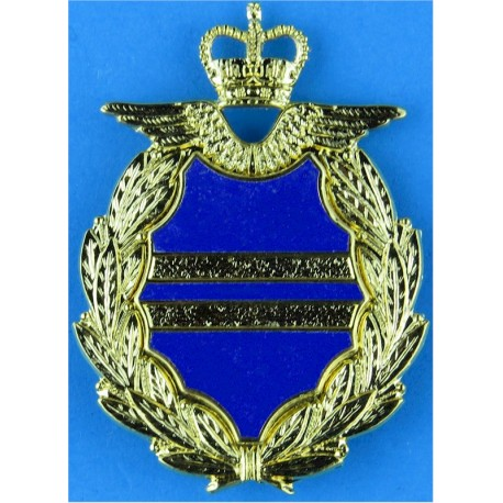RAF Brevet - Parachute Jump Instructor Half-Wing Mess Kit  Bullion wire-embroidered Air Force Branch Badge