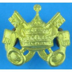 Catholic Boys' Brigade Officer's Collar Badge Officer Type: Voided  Gilt