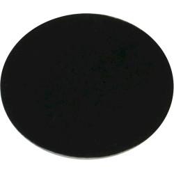 Honourable Artillery Company - For Beret Black Oval  Felt Badge Backing