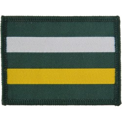 Royal Yeomanry - 2nd Pattern Merrowed  Woven Regimental cloth arm badge
