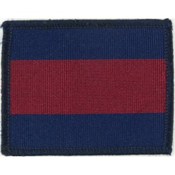 Royal Tank Regiment Tank - New Type For MTP Combat Dress Woven Regimental cloth arm badge