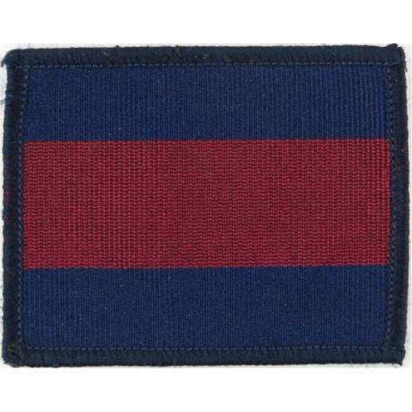 Royal Tank Regiment Tank - New Type For MTP Combat Dress  Woven Regimental cloth arm badge