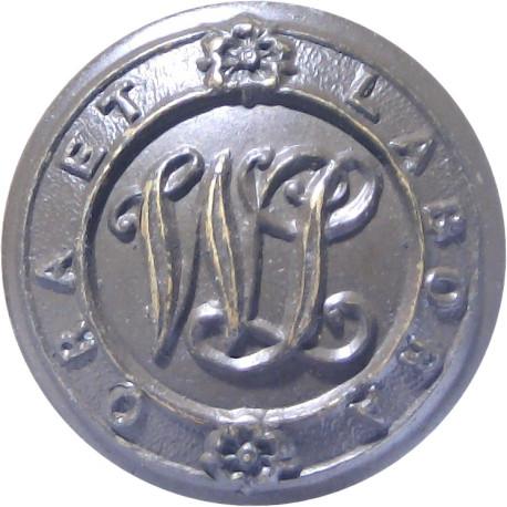 Women's Legion - Ora Et Labora 16.5mm - 1915-1919  Bronze Military uniform button