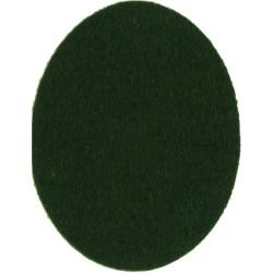 Royal Army Dental Corps Beret Badge Backing Emerald Green Oval  Felt Badge Backing
