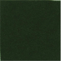 Devonshire & Dorset Regiment Grass Green 45mm Sq.  Felt Badge Backing