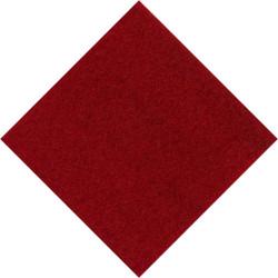 King's Own Royal Border Regiment Red Diamond  Felt Badge Backing