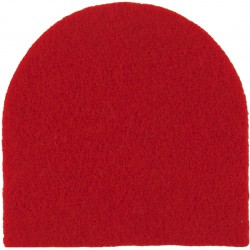 Royal Wiltshire Yeomanry Red Tombstone  Felt Badge Backing