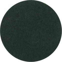 Oxfordshire & Buckinghamshire Light Infantry - Green 2 Inch Diameter Disc  Felt Badge Backing