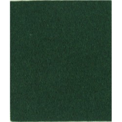 Yorkshire Regiment (14th/15th, 19th & 33rd/76th) Dark Green Rectangle  Felt Badge Backing