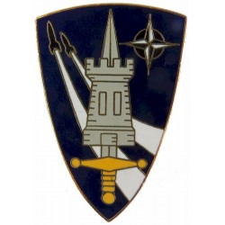 Headquarters Air Forces Central Europe - AIRCENT Breast Badge / Fob  Enamel