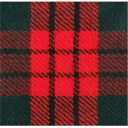 154 (Lowland) Regiment Royal Corps Of Transport MacDuff Square  Tartan Badge Backing
