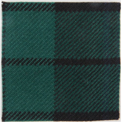 Royal Regiment Of Scotland   Tartan Badge Backing