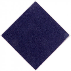 Essex Regiment - Pompadour Purple Diamond   Felt Badge Backing