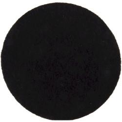 Northamptonshire Regiment - Black 2 Inch Diameter Disc  Felt Badge Backing