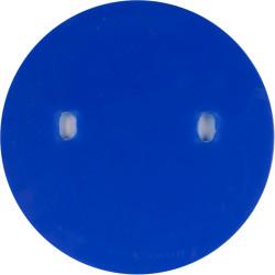 Royal Air Force Apprentice - Blue Disc 57mm Diameter  Plastic Badge Backing