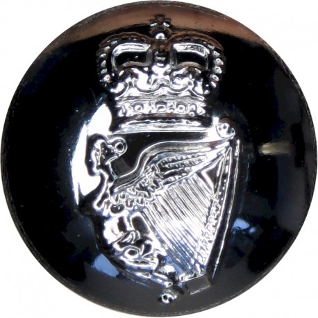 Welsh Brigade (Dragon) 19.5mm - Gold Colour  Anodised Staybrite military uniform button