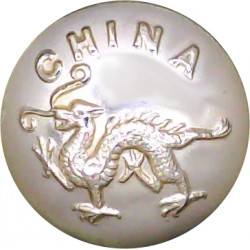 King's Own Royal Border Regiment 20mm - Screw-Fit  Anodised Staybrite military uniform button