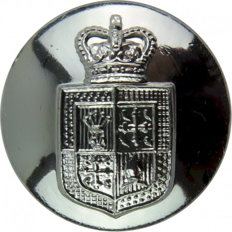 41 (Princess Louise's Kensington) Signal Squadron 25.5mm Silver Colour with Queen Elizabeth's Crown. Anodised Staybrite military