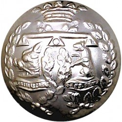 Argyll & Sutherland Highlanders (Princess Louise's) 25mm - Gold Colour  Anodised Staybrite military uniform button