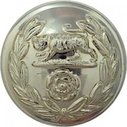 Light Infantry - Post-1959 26mm - Gold Colour  Anodised Staybrite military uniform button
