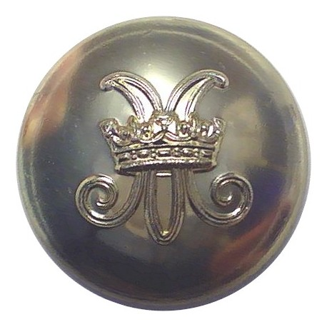 Women's Royal Army Corps 26mm - Gold Colour  Anodised Staybrite military uniform button