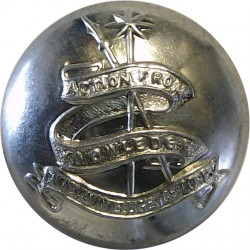 Canadian Intelligence Corps 25mm - 1947-1964  White Metal Military uniform button