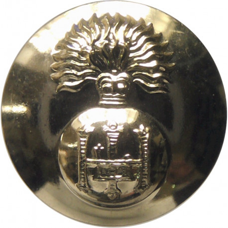 Royal Scots Dragoon Guards 26.5mm - Gold Colour  Anodised Staybrite military uniform button