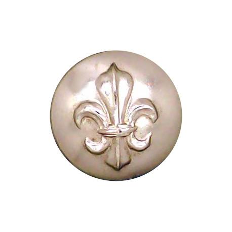 Queen's Lancashire Regiment 25mm - Gold Colour  Anodised Staybrite military uniform button