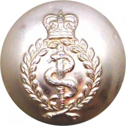 North Staffordshire Regiment (The Prince Of Wales's) 18.5mm - Gold Colour Anodised Staybrite military uniform button
