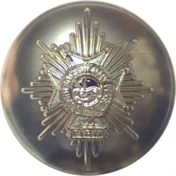 Worcestershire & Sherwood Foresters Regiment 26mm - Gold Colour  Anodised Staybrite military uniform button