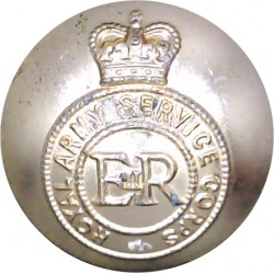 Middlesex Regiment 25.5mm - Gold Colour Anodised Staybrite military uniform button