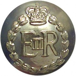 Women's Royal Army Corps 21.5mm - Gold Colour  Anodised Staybrite military uniform button