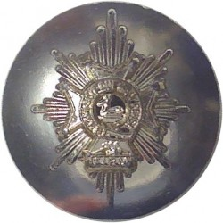 Worcestershire & Sherwood Foresters Regiment 19.5mm - Gold Colour  Anodised Staybrite military uniform button