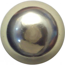 Royal Wiltshire Yeomanry 19.5mm Silver Colour with Queen Elizabeth's Crown. Anodised Staybrite military uniform button