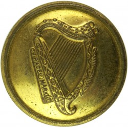 Guinness Brewery (Irish Harp) - Pre-1955 25.5mm  Gilt Civilian uniform button