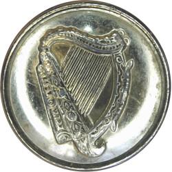 Guinness Brewery (Irish Harp) - Pre-1955 Slight Rub 25.5mm - Gold Colour  Anodised Civilian uniform button