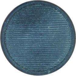Ambulance Service - Generic Type - Lined With Rim 15mm - Black  Plastic Civilian uniform button