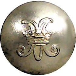 Women's Royal Army Corps 14mm - Gold Colour  Anodised Staybrite military uniform button