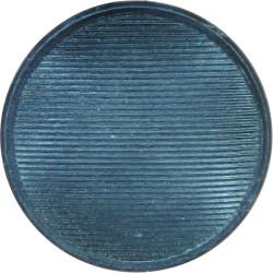 Ambulance Service - Generic Type - Lined With Rim 17mm - Black  Plastic Civilian uniform button