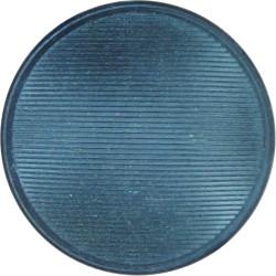 Ambulance Service - Generic Type - Lined With Rim 20.5mm - Black  Plastic Civilian uniform button