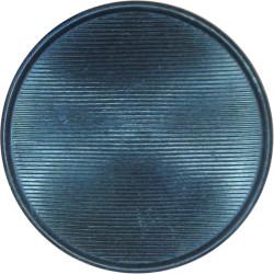 Ambulance Service - Generic Type - Lined With Rim 25mm - Black  Plastic Civilian uniform button