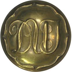 Dublin United Tramways 26mm - 1891-1945  Brass Transport uniform button